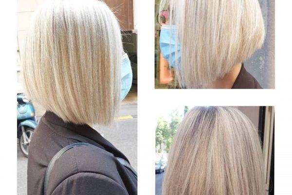 da hair trainer puoi diventare biondissima